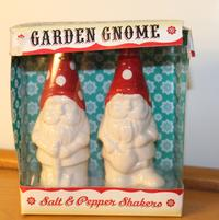 Gnome Salt and Pepper Shakers