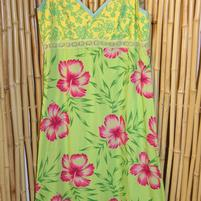 Vintage Roxy Hibiscus Dress