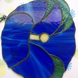 Stained Glass Hibiscus 8